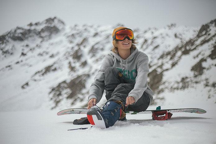 8 korzyści, za które pokochasz snowboard